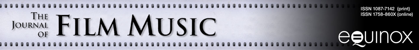 Journal of Film Music