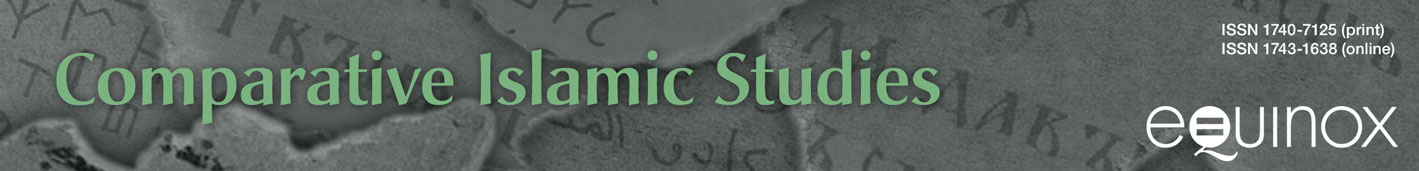 Comparative Islamic Studies