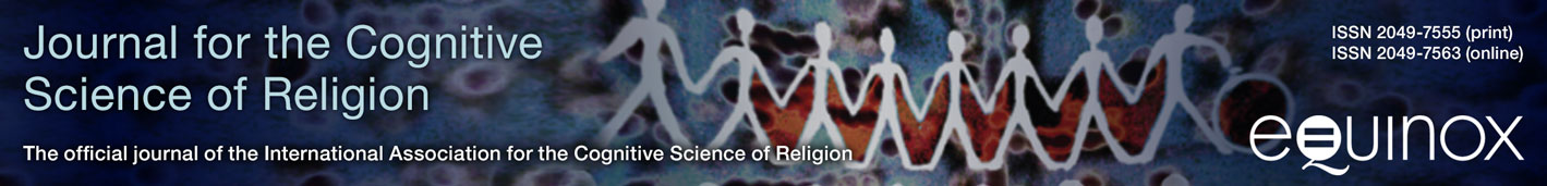 Journal for the Cognitive Science of Religion