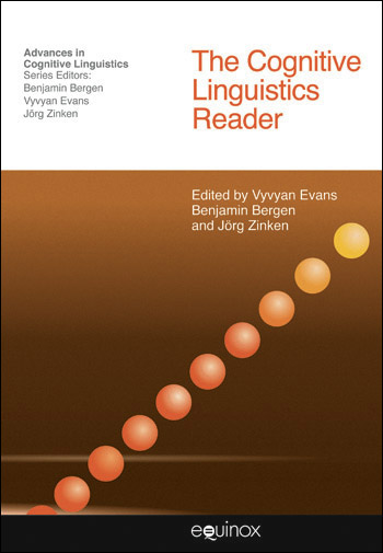 The Cognitive Linguistics Reader - Vyvyan Evans