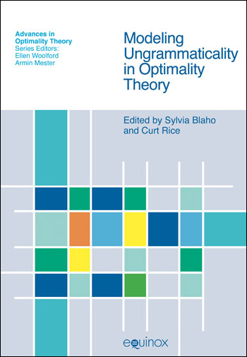 Modeling Ungrammaticality in Optimality Theory - Curt Rice