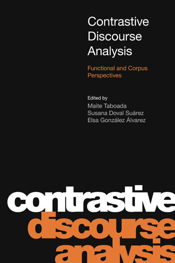 Contrastive Discourse Analysis - Functional and Corpus Perspectives - Maite Taboada
