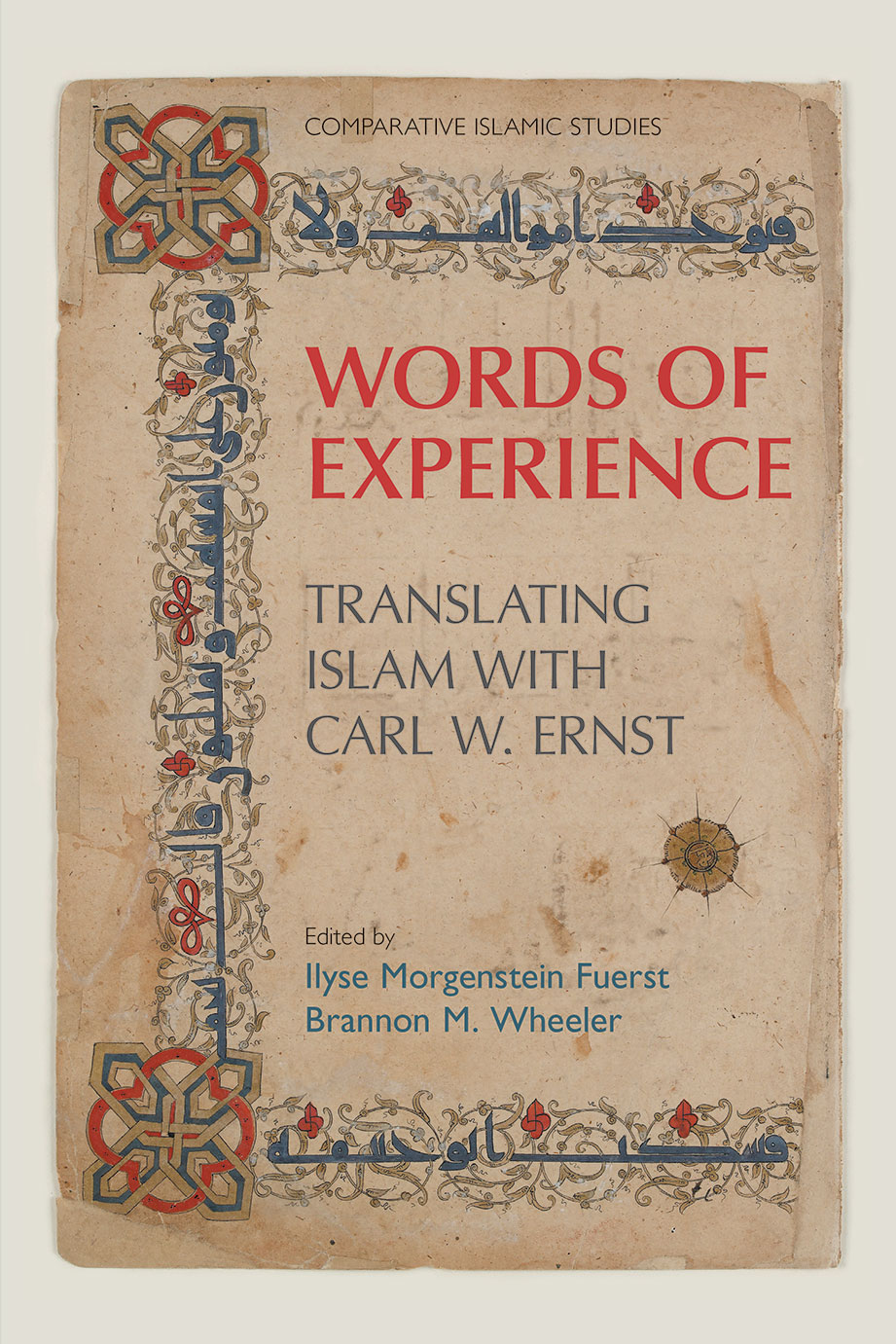 Words of Experience - Translating Islam with Carl W. Ernst - Ilyse Morgenstein Fuerst